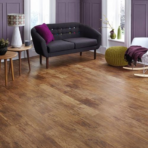 Karndean Van Gogh Wood Flooring Burnt Ginger